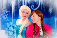 Elsa and Anna Day
